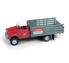 Classic Metal Works #30577 1955 Chevy Stakebed Truck (Conoco)