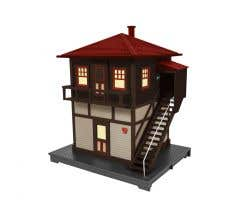 Lionel #2029160 J Tower Switch Tower