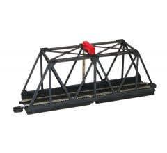 Bachmann #44473 E-Z Track Truss Bridge with Blinking Light