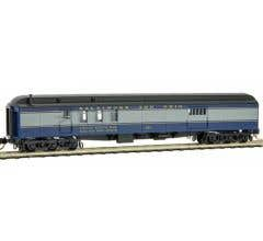 Micro Trains #14800090 Baltimore & Ohio #229 - Mail Baggage Car