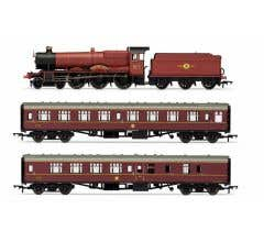 Hornby #R1234 Hogwarts Express' Train Set