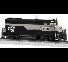 Lionel #1933403 Richmond Fredericksburg & Potomac GP35 #355 non-powered (Built To Order)