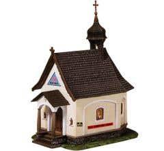 Model Power #776 Built-Up Buildings 24 Hour Chapel