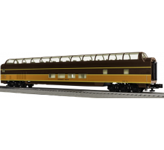 Lionel #1927230 Norfolk Southern Excursion Stationsounds Dome Car Summit View
