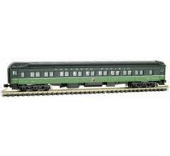 Micro Trains #14300320 28-1 Heavyweight Parlor Car, Northern Pacific #633