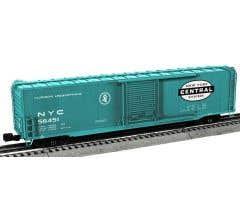 Lionel #2026421 New York Central #56451 - Single Door 60' Boxcar