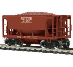 MTH #80-97041 70-Ton Center Discharge Ore Car - SOO Line