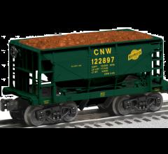 Lionel #6-84776 Chicago & Northwestern Ore Car (6 pack)
