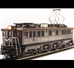 Broadway Limited #4700 PRR P5a Boxcab #4739 w/Sound&DCC