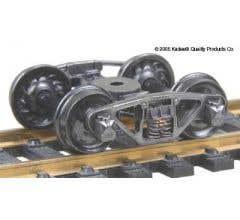 Kadee #515 HO-Scale Vulcan Double Truss Trucks