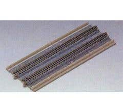 """Kato #20-003 248mm (9 3/4"""") Double Track Plate Incline Track [1 pc]"""