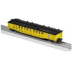 Lionel #2126021 Bethlehem Steel PS-5 Covered Gondola #303025