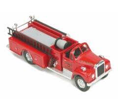 MTH #30-50091 Die-Cast Fire Truck - Pennsylvania (Altoona Works)