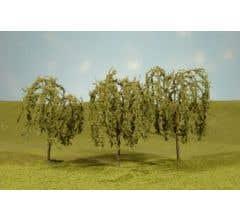 "Bachmann #32014 3"" - 3"" Willow Trees"