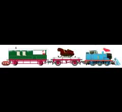 Bachmann #00773  Thomas Saves Santa's Sleigh Set