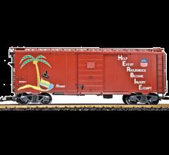 LGB #47917 Union Pacific H.E.R.B.I.E. Boxcar