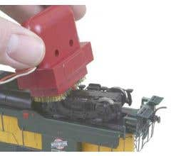 """Kadee #236 """"Speedi"""" Driver Cleaner (For HOn3 to O-Scale)"""