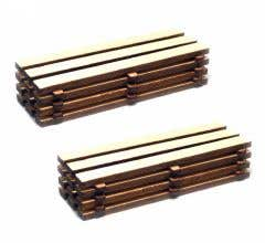 Bachmann #39107 Timber Loads (2pack)