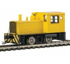 Walthers #910-10013 Plymouth ML-8 Industrial Switcher - Painted, Unlettered