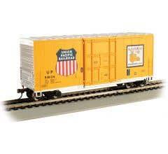 Bachmann #18254 UP Hi Cube Boxcar