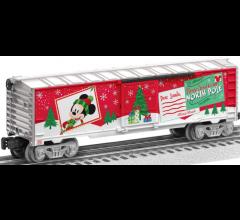 Lionel #1928670 Mickey's Wish List Boxcar