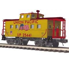 MTH #20-91718 Steel Caboose (Center Cupola) - Union Pacific