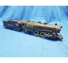 American Flyer #AF300AC Reading Lines Steam Locomotive And Tender