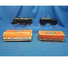 Lionel #LIO1130A Lionel Lines Steam Locomotive and Tender with Boxes
