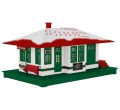 Lionel #2029030 Next Stop Santa Passenger Station
