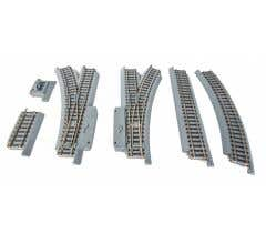 Walthers #931-1350 Track Expander Set - Power-Loc Track