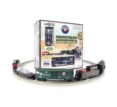 Lionel Trains 2123200 Pennsylvania Keystone LionChief Bluetooth 5.0 Set