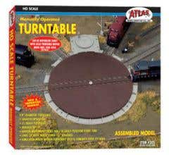 Atlas #305 Manual Turntable Code 100
