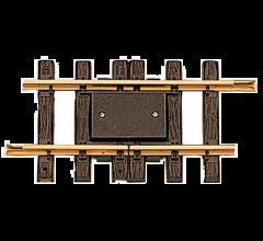 "LGB #10153 Insulated Track, Single, 150 mm 5 7/8"""