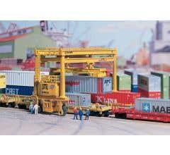 Walthers #933-3222 Mi-Jack TL-1000 crane kit