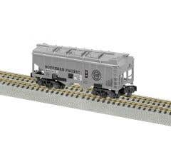 American Flyer 2219091 Southern Pacific 2-Bay Covered Hopper #400014