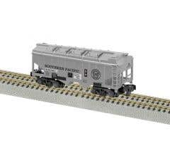 American Flyer 2219092 Southern Pacific 2-Bay Covered Hopper #400021