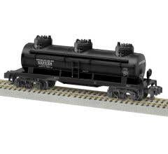 American Flyer 2219180 SHPX 3-Dome Tankcar #104