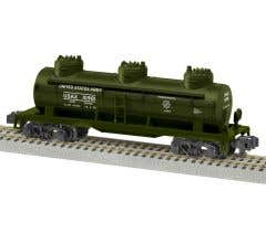 American Flyer 2219200 US Army 3-Dome Tankcar #10981