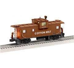 Lionel Trains 2226160 Cotton Belt CupolaCam Caboose #3
