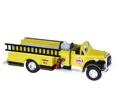 Lionel Trains 2230070 Yellow Fire Truck