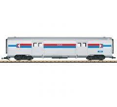 LGB #36600 Amtrak Baggage Car Phase I