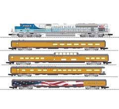 Lionel #2022050 George H. W. Bush Funeral Train Set