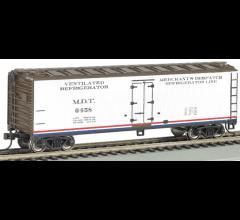 Bachmann #19801 40ft Wood Reefer - Merchants Despatch
