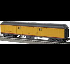 Lionel #1927284 Union Pacific 60' Baggage #1837