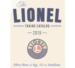 Lionel #LIO2019 Lionel Big Book 2019