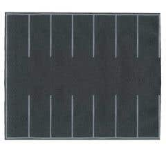 Walthers #949-1260 Flexible Self-Adhesive Paved Parking Lot