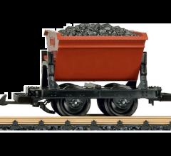 LGB #42430 Field Railroad Tipple Car, Red