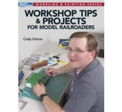 Kalmbach #12475 Workshop Tips/Projects for Model Railroaders