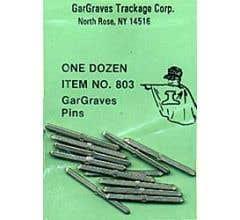 Gargraves #803 Track Pins (12)