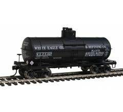 Walthers #920-100520 Type 21 ACF 10,000-Gallon Tank Car - White Eagle Oil WEPX #627